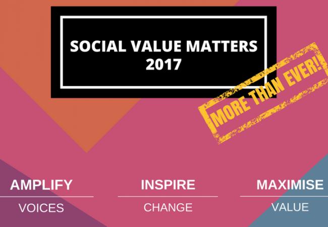 Social Value Matters 2017 | Konferans Raporu