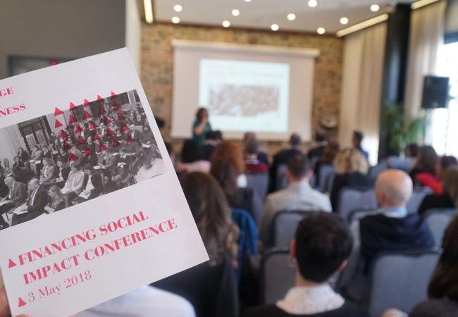 """""""Financing Social Impact Conference"""" Sosyal Finansman Sektöründen Uzmanları Bir Araya Getirdi"""